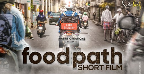 Surabhi Lakshmi turns creative director for a short film titled 'Food Path'